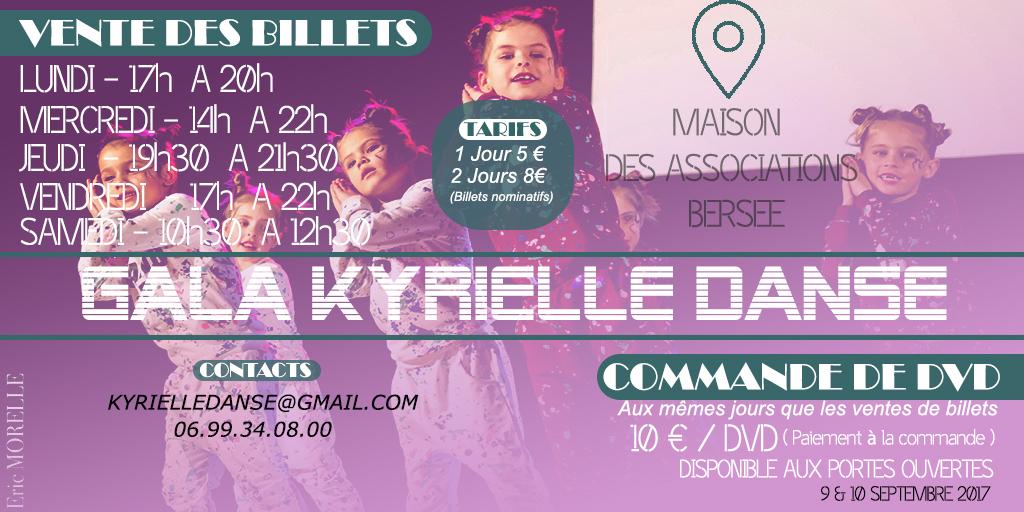 Kyrielle Danse Ecole de Danses Urbaines